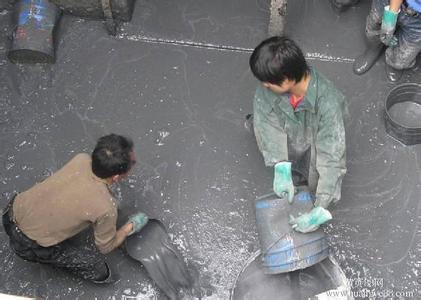 泥浆清理清运作业